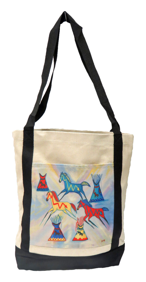 Digital Print Tote Bag 507