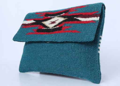 Southwest Chimayo-Style Clutch Purse in design C