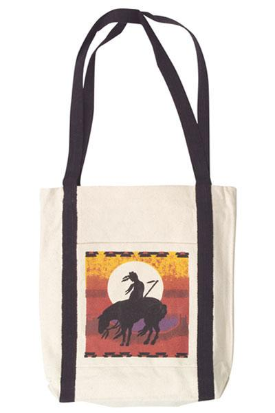 End of Trail Canvas Tote Bag