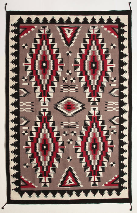 6x9 Hand Loomed Trading Post Rug