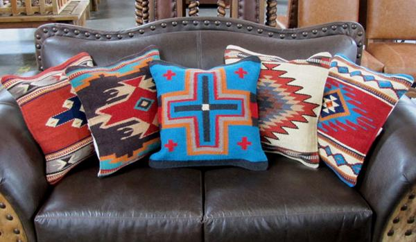 12 Maya Modern  Wool Pillow Covers with Inserts! WHOLESALE- $15.25 ea. !