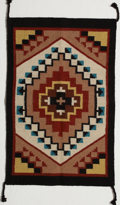2'x3' Fine Handwoven Tapestry 842