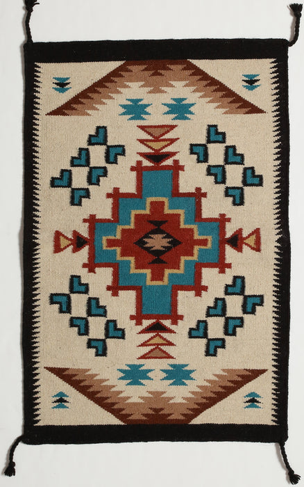 2'x3' Fine Handwoven Tapestries 836