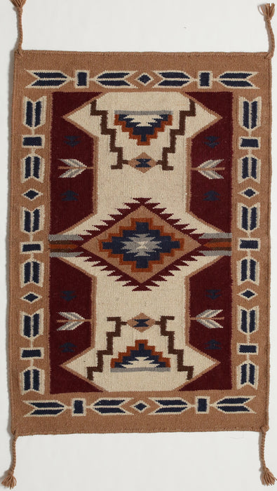 2'x3' Fine Handwoven Tapestries 838