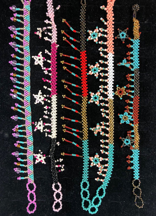 24 Assorted Touch of the SouthWest Anklet Collection !  Wholesale $ 2.50 ea.