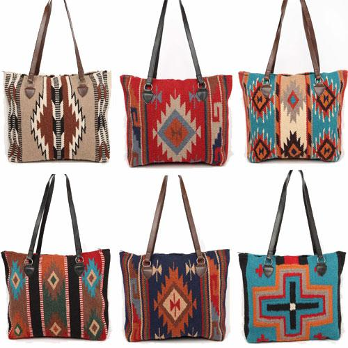 GREAT DEAL !! 6 Maya Modern Wool Purses!WHOLESALE- $19.50 each!