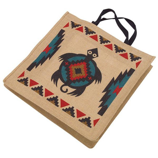 "Eco-Friendly Jute Bags 18"" X 18"""