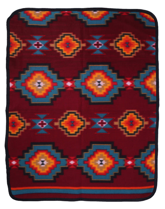 Southwest Fleece Pet & Child Blanket from El Paso Saddleblanket