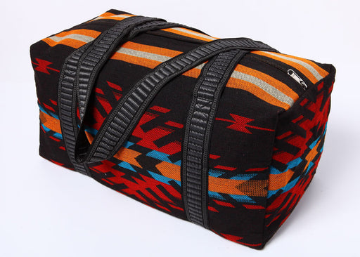 Southwest Geometric Weekender Bag in design I from El Paso Saddleblanket