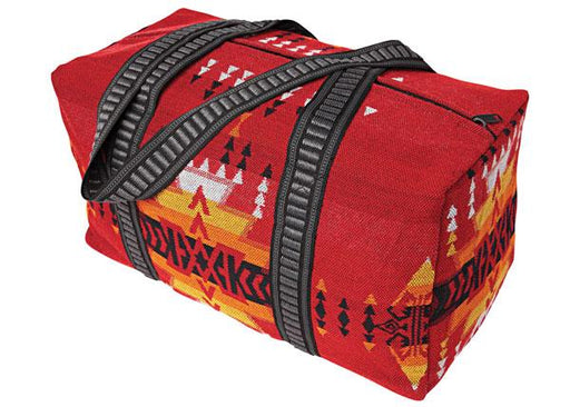 Southwest Geometric Weekender Bag in design C from El Paso Saddleblanket