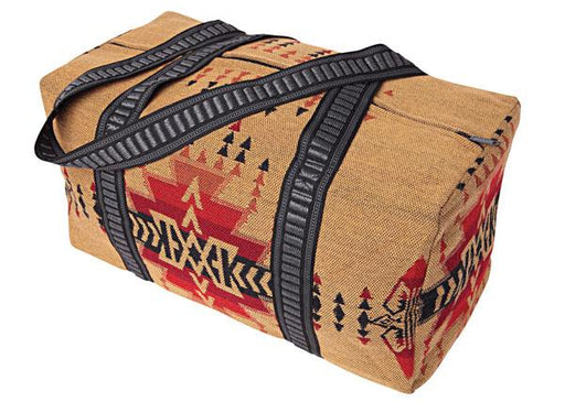 Southwest Geometric Weekender Bag in design D from El Paso Saddleblanket