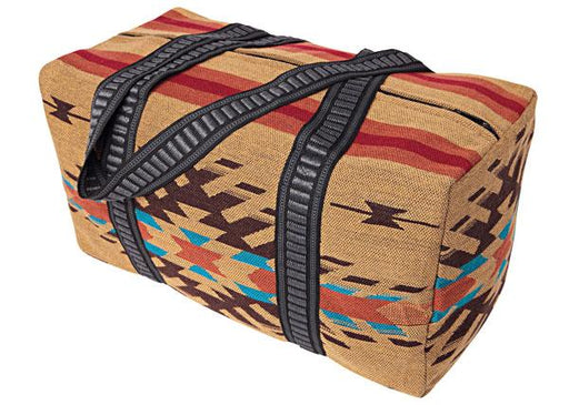 Southwest Geometric Weekender Bag in design E from El Paso Saddleblanket