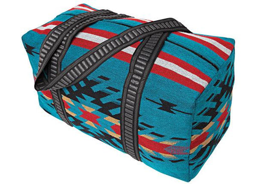 Southwest Geometric Weekender Bag in design F from El Paso Saddleblanket