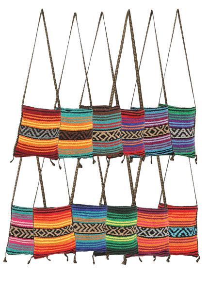 New Arrival! 24-Child's Fiesta Bags! WHOLESALE $2.75 ea