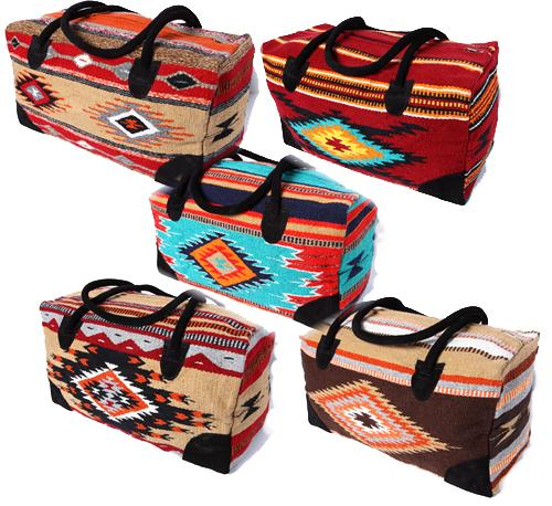 NEW DESIGNS AND COLORS ! 6 pc. Go West Travel Weekender Bags ! Wholesale $29 ea.!