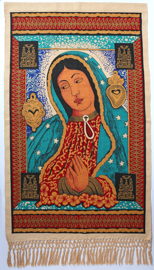 "30"" x 48""GUADALUPE(PATRON SAINT OF MEXICO)"