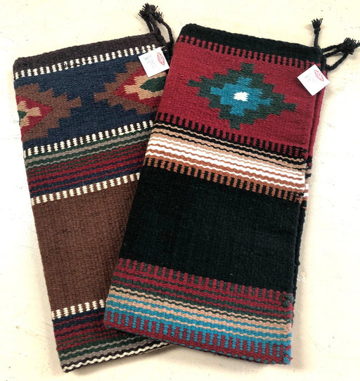 "OVERSTOCK SPECIAL ! You get 2 8lb. 32"" x 64"" Heavy Wool Saddleblankets !  Whole sale $46 ea.!"