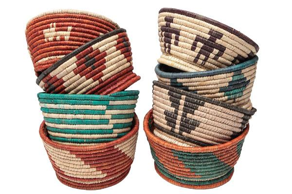Large Key Baskets