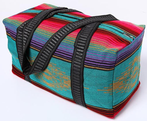 Southwest Geometric Weekender Bag N