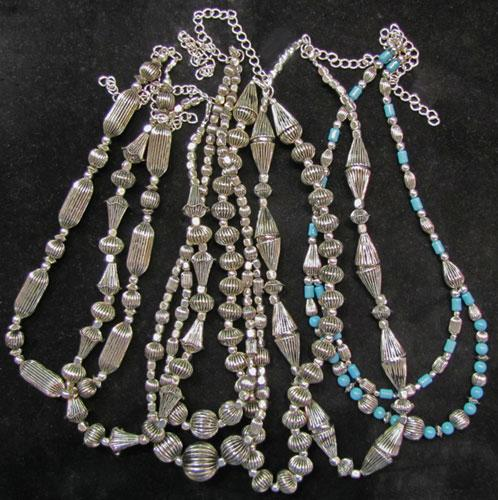 MEGA PACK! 25 Antique Necklaces! WHOLESALE- $2.75 ea.!