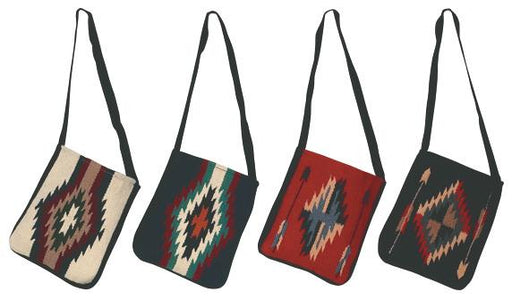 Chimayo Style Wool Totes