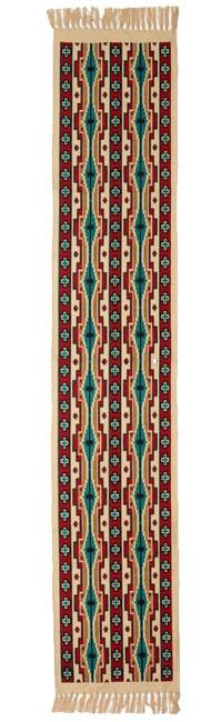 Cotton Table Runner - Southwest Design