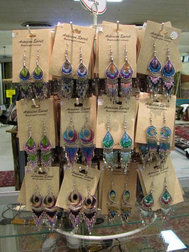 MEGA DEAL!! 50 Handcrafted Earrings! WHOLESALE- $3 ea!