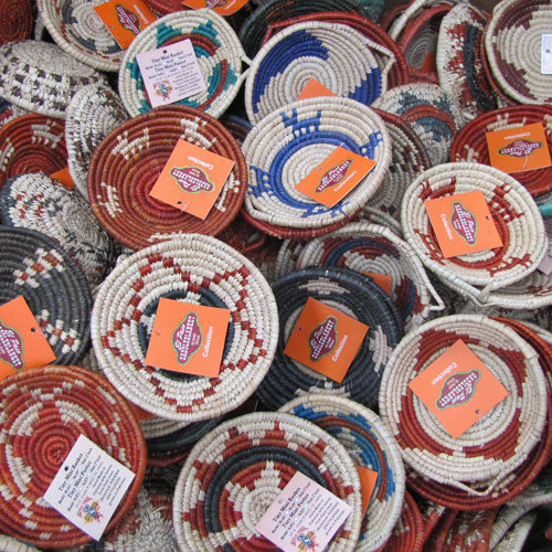 SUPER MINI BONANZA! 75 Super Fine Mini Coil Baskets! Wholesale $1.25 ea.!