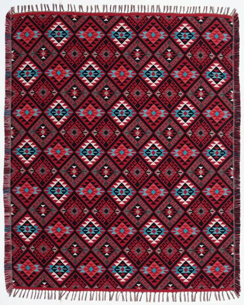 Accent Throw 4B
