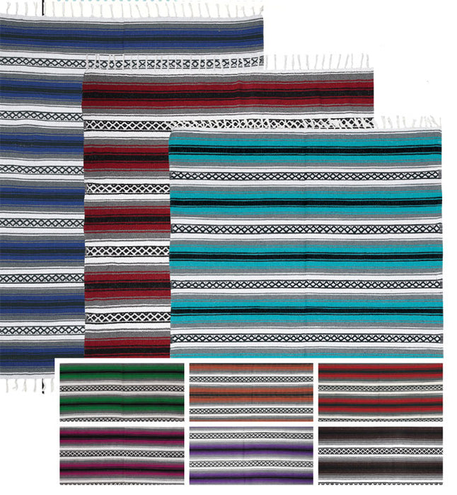 New West Traditional Falsa Blankets