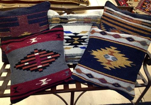 SOUTHWEST STYLE PILLOW PACK ! WHOLESALE- $10.75 ea.!
