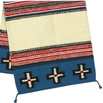 "Extra Heavy Duty Wool Saddleblanket 32"" x 64"""