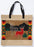 "Eco Friendly 18"" x 18"" Jute Bag"
