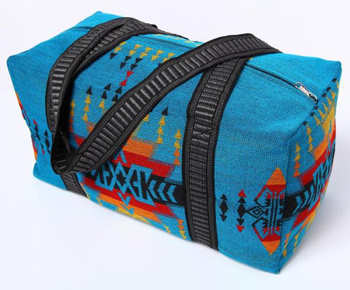 Southwest Geometric Weekender Bag in design J from El Paso Saddleblanket