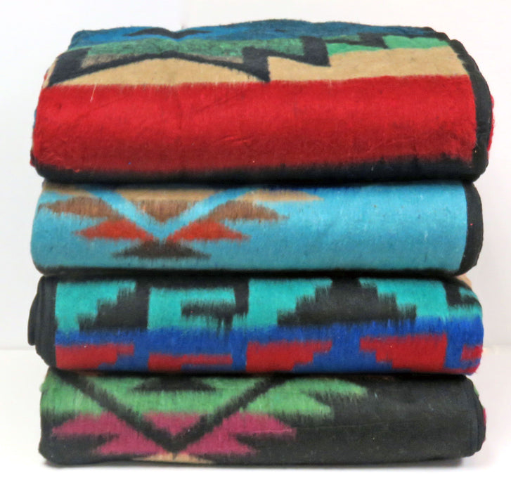 Classic Southwest Camp Blankets