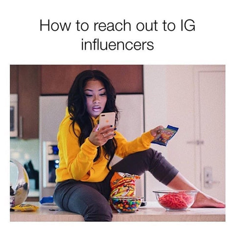 How To Reach Out To IG Influencers