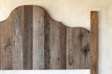 Scalloped Reclaimed Headboard - Multiple Sizes