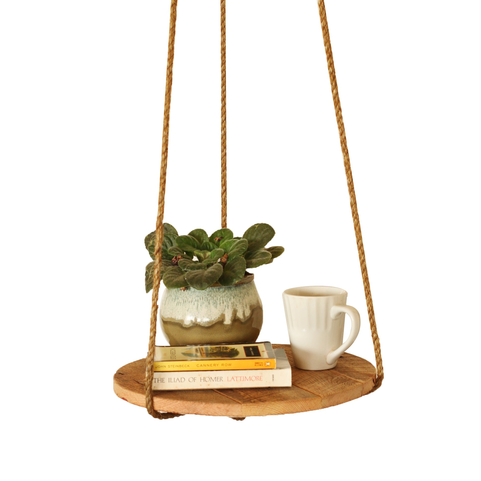 Hanging Plant Stand - Grindstone Design on Hanging Plants Stand  id=91655