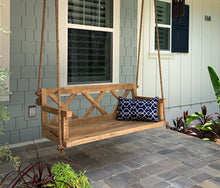 Farmhouse Porch Swing