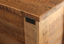 Storage Chest KING Size made from Reclaimed Barn Wood