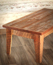 Coffee Table with Angled Legs