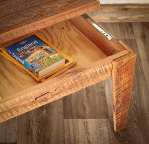 Hidden Storage Coffee Table