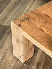 Dovetail Joint Coffee Table