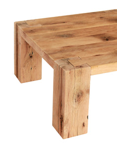 Traditional Dovetail Joinery Coffee Table