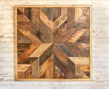 quilt square wall art