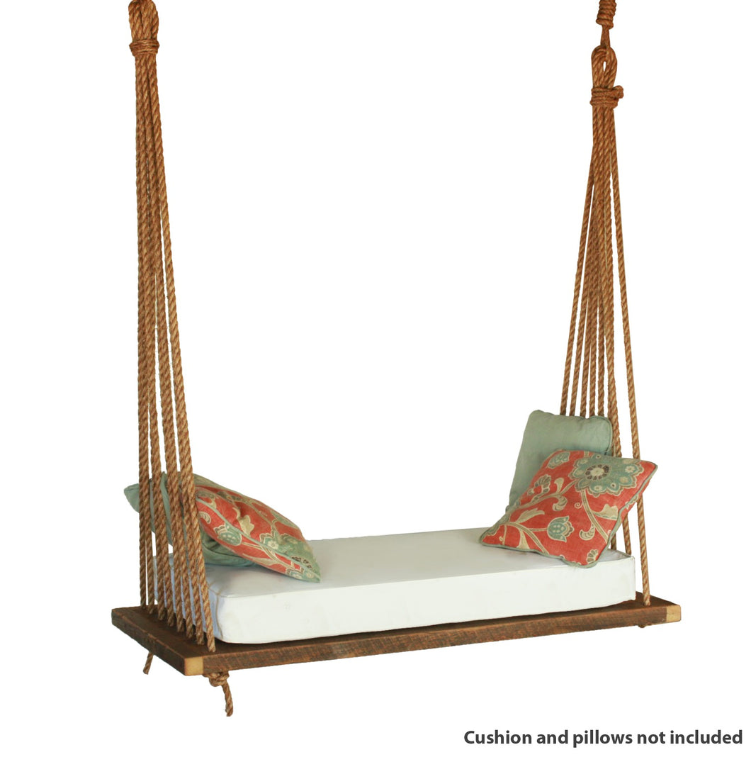 Rope Swing Bed (crib size)
