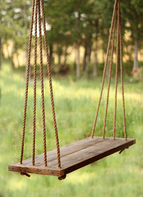 Porch Rope Swing