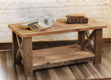 coffee table farmhouse style