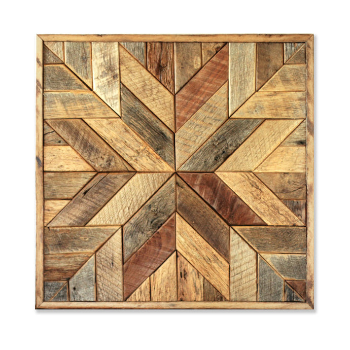 large wood wall art