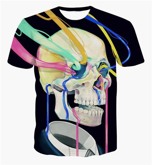 Death Flow 3D T-Shirt